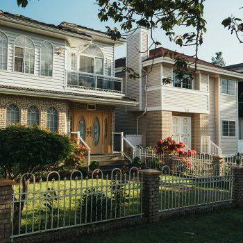 Fraser neighbourhood homes