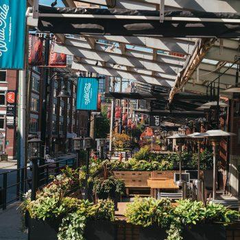 Yaletown restaurants